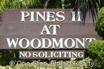sign for The Pines II