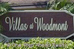 sign for Villas of Woodmont