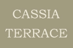 sign for Cassia Terrace