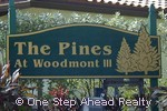 sign for The Pines III