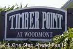 sign for Timber Point